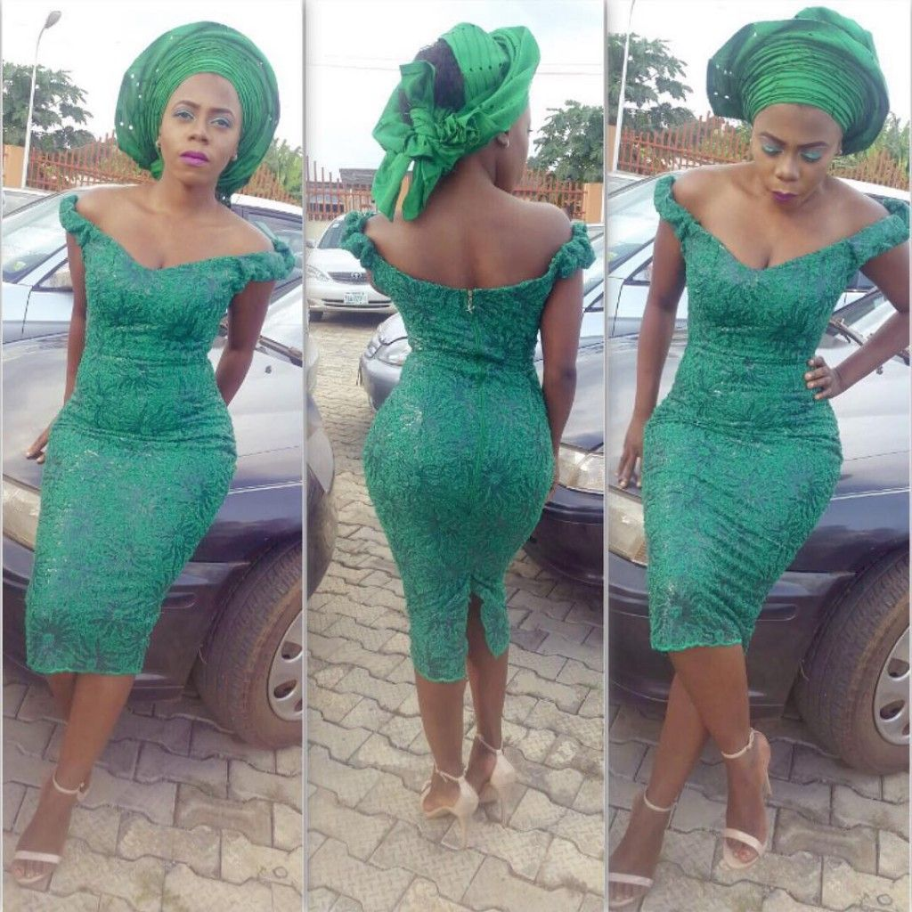 Creativity at its Best: Captivating Aso-Ebi Styles & Trends ...