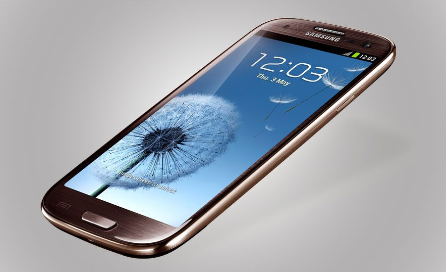SAMSUNG I9300 Galaxy S3 in Brown | Mobile Phones in 2019 | Samsung