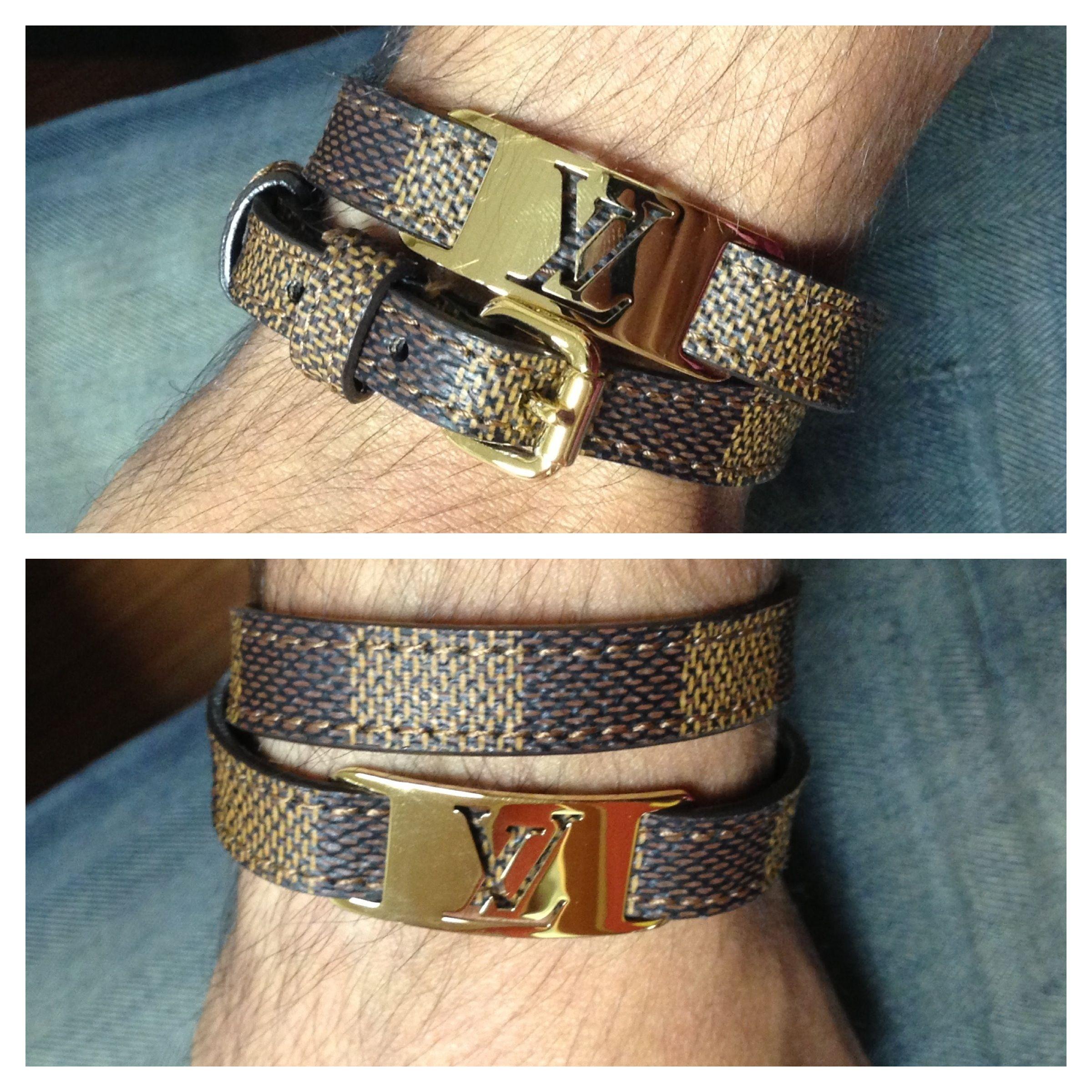 1ffd8dfea8d Louis Vuitton bracelet for men | Men's style in 2019 | Louis vuitton ...