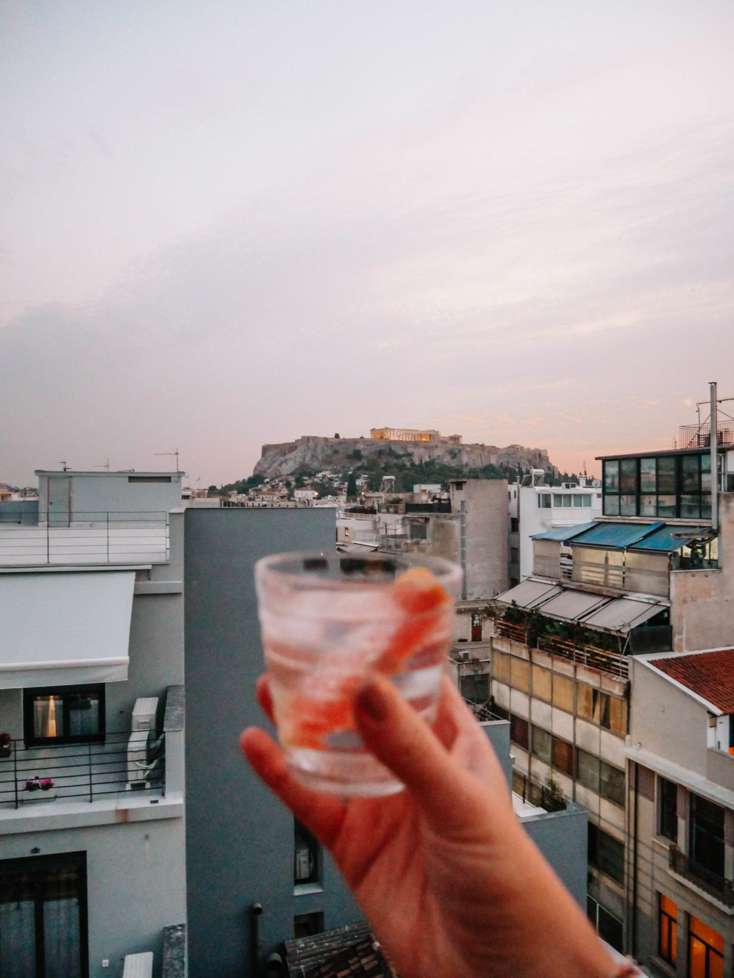 ATHENS BEST 5 ECLECTIC BARS  #rooftopterrace