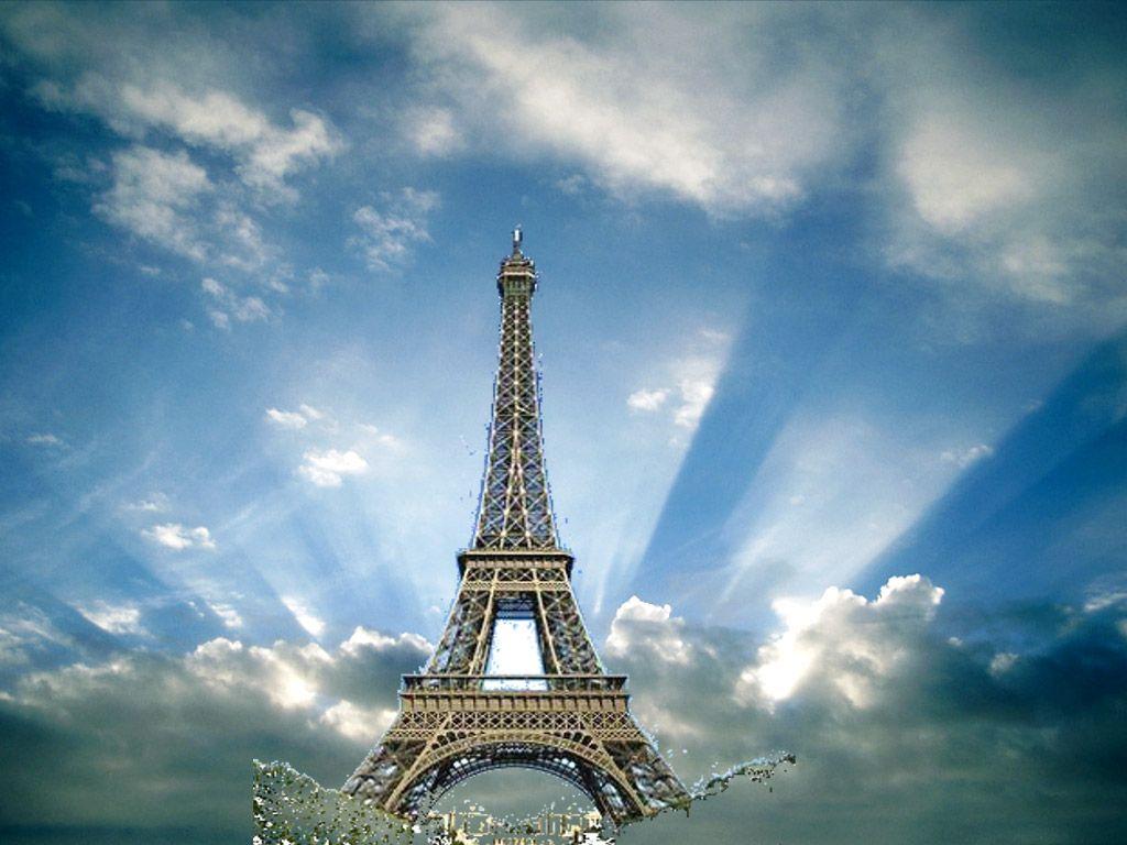 Albertoriolblocop2: La Torre Eiffel Al Cel