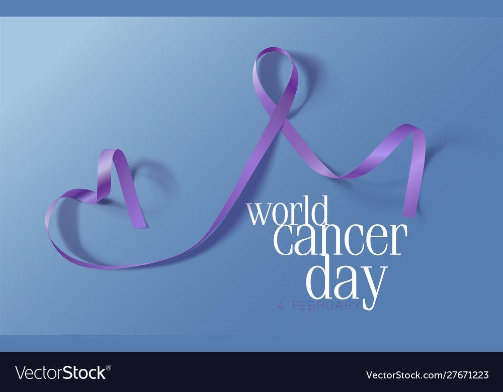 Pin By Uma Art On World Cancer Day World Cancer Day Cancer Awareness Months Uterine Cancer Awareness