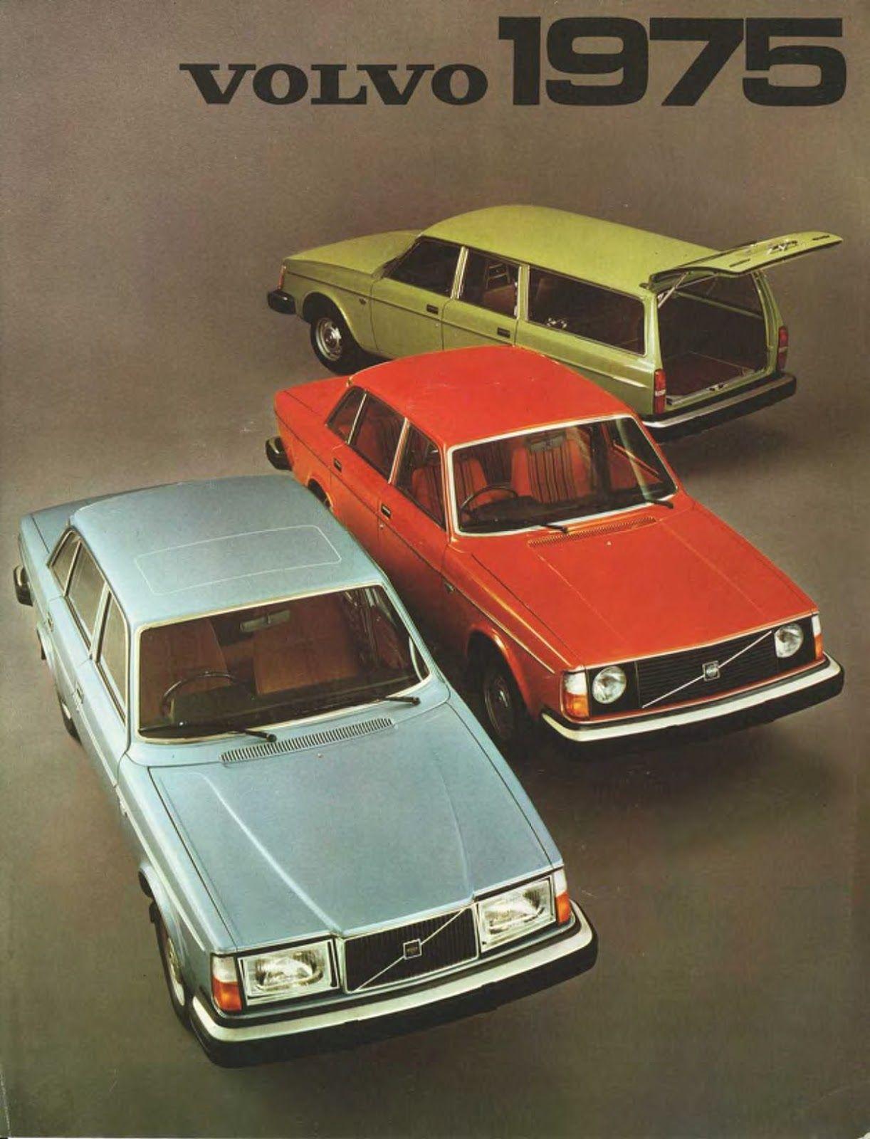 Volvo 1975 Volvo, Bil, Bilar