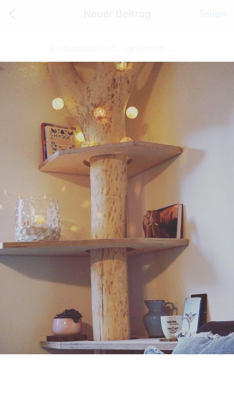 #handmade #Wohnen #Möbel #Regal #Holz #Wohnideen #Deko #Einrichtungsideen