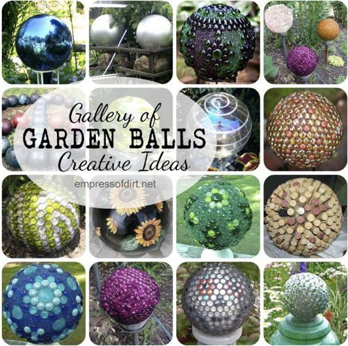 17 Best 1000 images about Gazing globes on Pinterest Mists Stainless