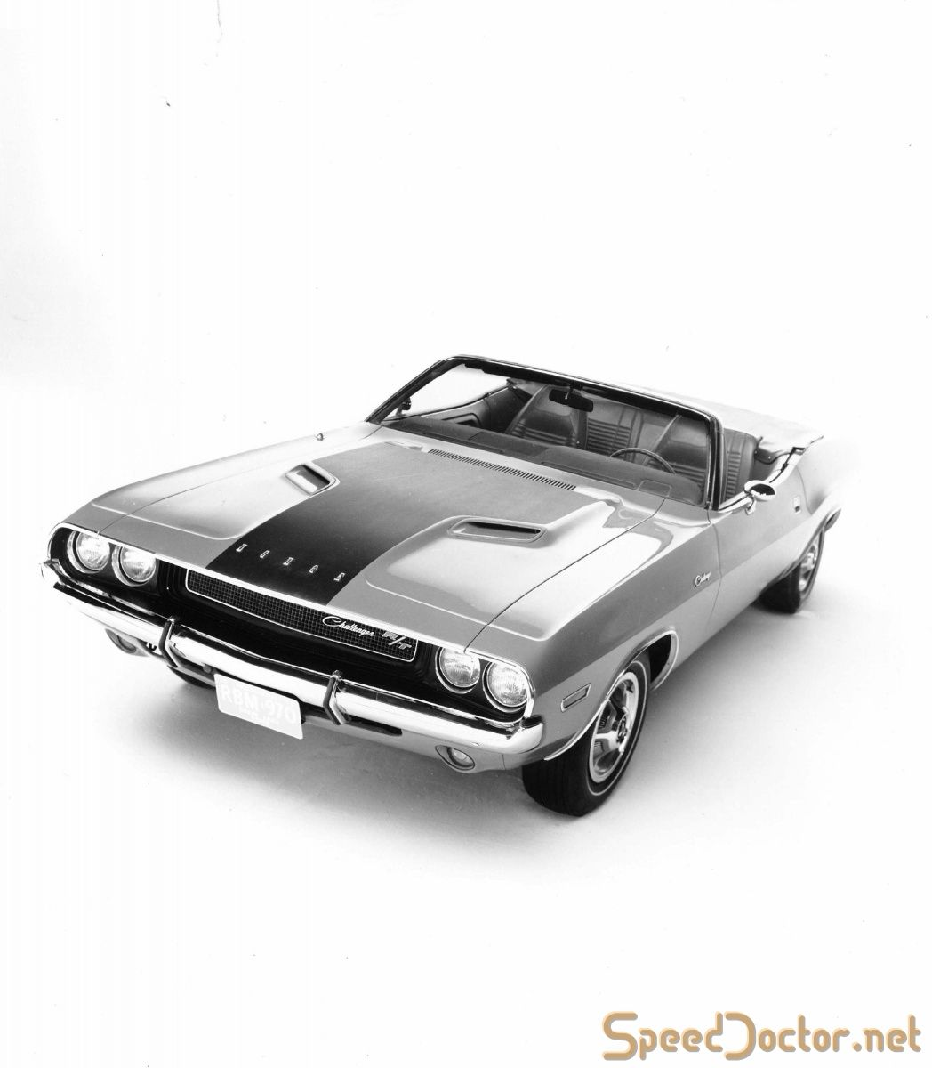 Dodge Challenger 1970 (With Images)
