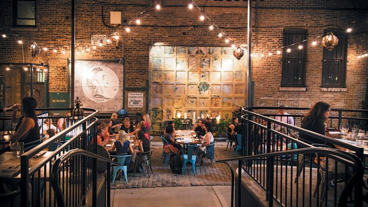 Outdoor Bars And Patios Abound In Chicago, So Spend Summer Hitting Only The  Best Places