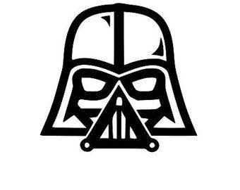Darth Vader Vector Design