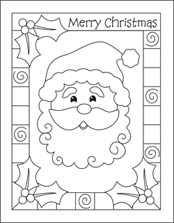 Free Coloring Cards Tags For Christmas Squishy Cute Designs Christmas Coloring Sheets Christmas Coloring Cards Santa Coloring Pages