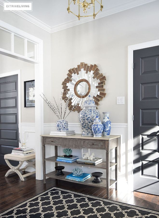 Paint Color Is Collingwood Oc 28 Benjamin Moore Trim