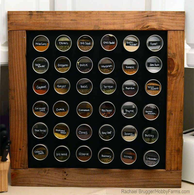 Amazing To Forever Ditch The Spice Cupboard Of Horror And Tidy Up Jars Of Basil,  Oregano, Cumin And Coriander. DIY Simple And Inexpensive Magnetic  Chalkboard Using ... Awesome Design
