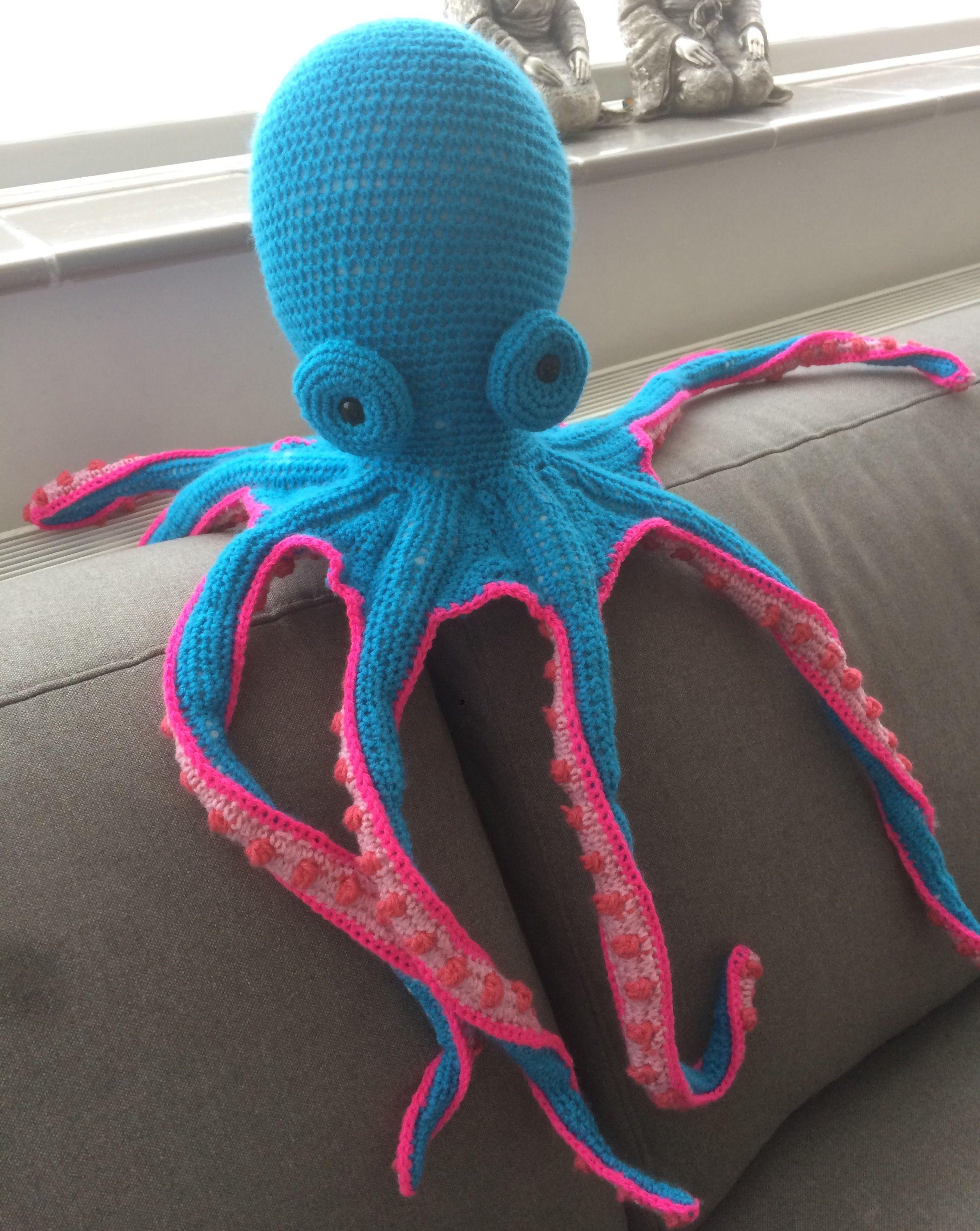 Octopus Van Simply Haken Hobby Pinterest Amigurumi