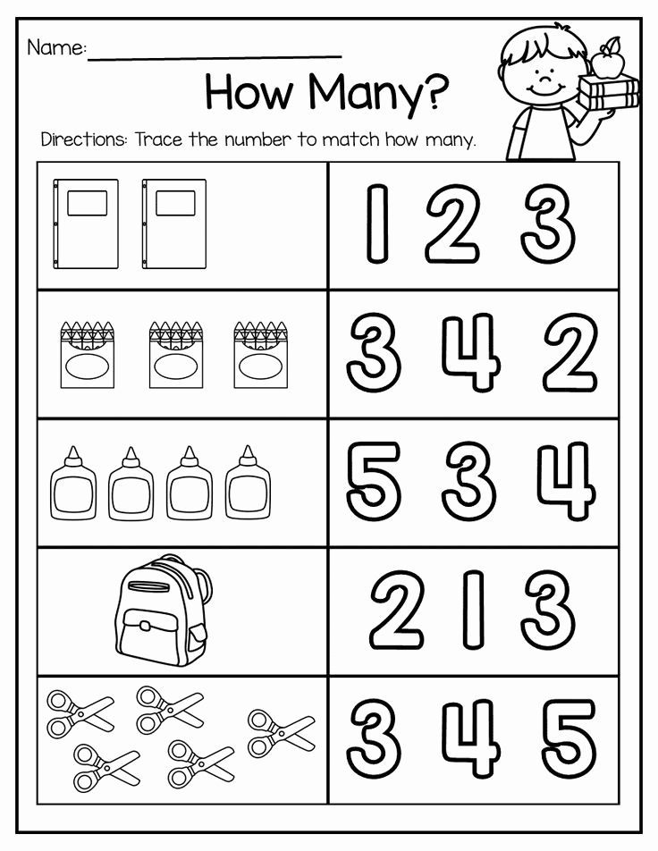 get free kindergarten worksheets to help your child master