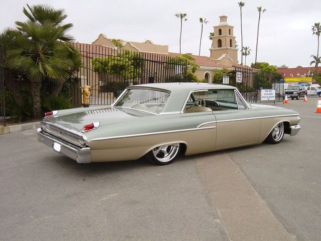 1962 Mercury Monterey : I found this model of car for sale on