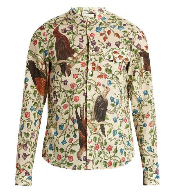 Favori chemise homme - imprimé -2017 | Les Hauts de la Mode - homme  LJ05