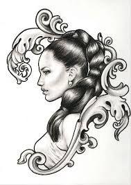 rsultat de recherche dimages pour dessin tatouage coeur noir et blanc