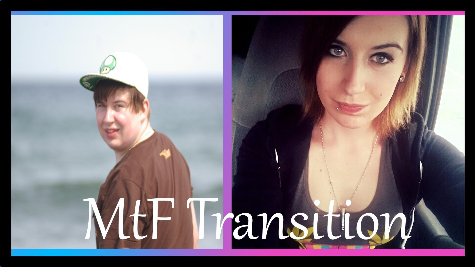 Transvestite transformation video