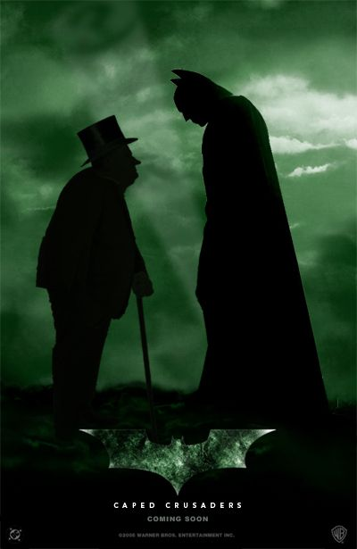 Christopher Nolan Riddler | If Tim could pull it off, Nolan could have. What's wrong with Pengy ...