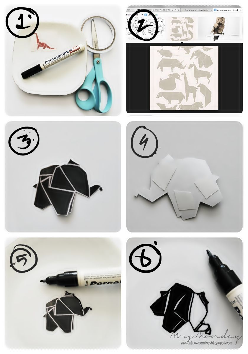 Stein, saks, papir: Del dine DIY- og gjenbrukstips: Link-up august