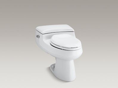 Kohler K 3597 San Raphael Pressure Lite One Piece 1 0 Gpf Toilet Kohler New Toilet Kohler Interior Design And Build