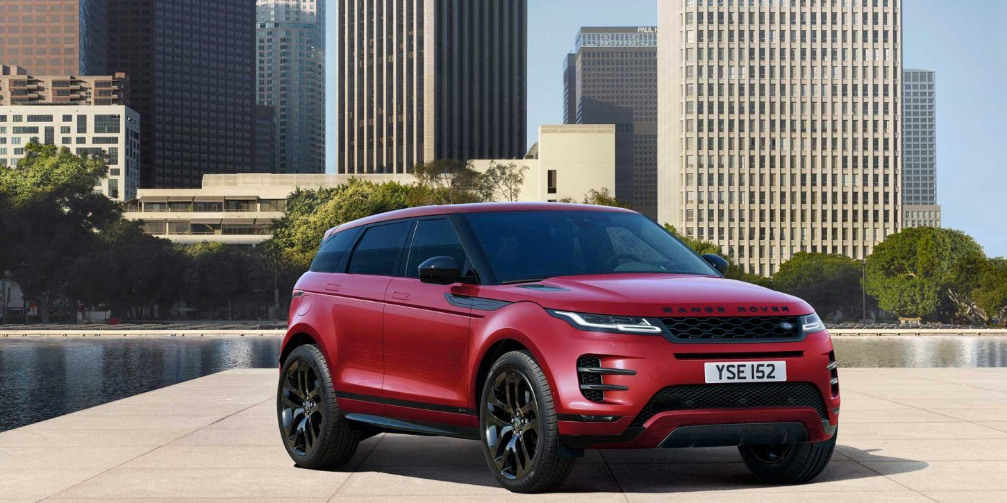 2020 Range Rover Evoque Release Date, Price, Engine