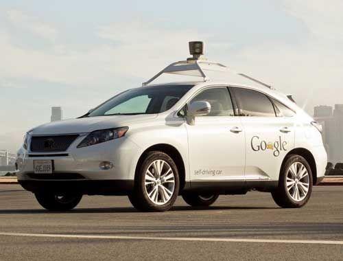 emarvilla blog: Los nuevos coches sin volante