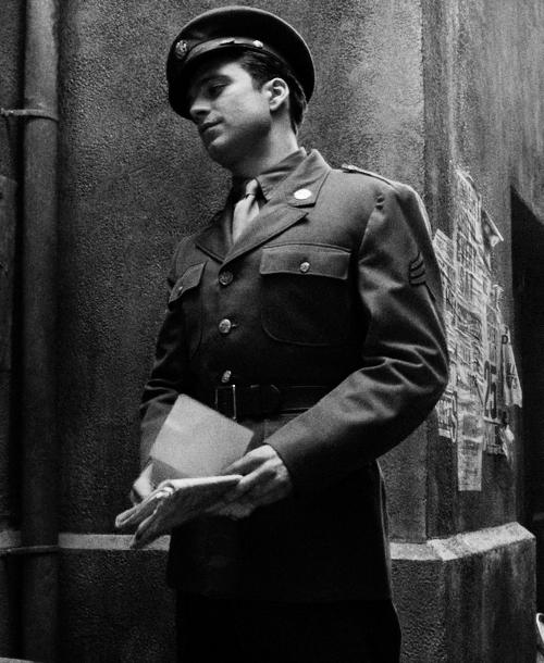 "Sergeant Bucky ""Studly"" Barnes, 107th Infantry ..."