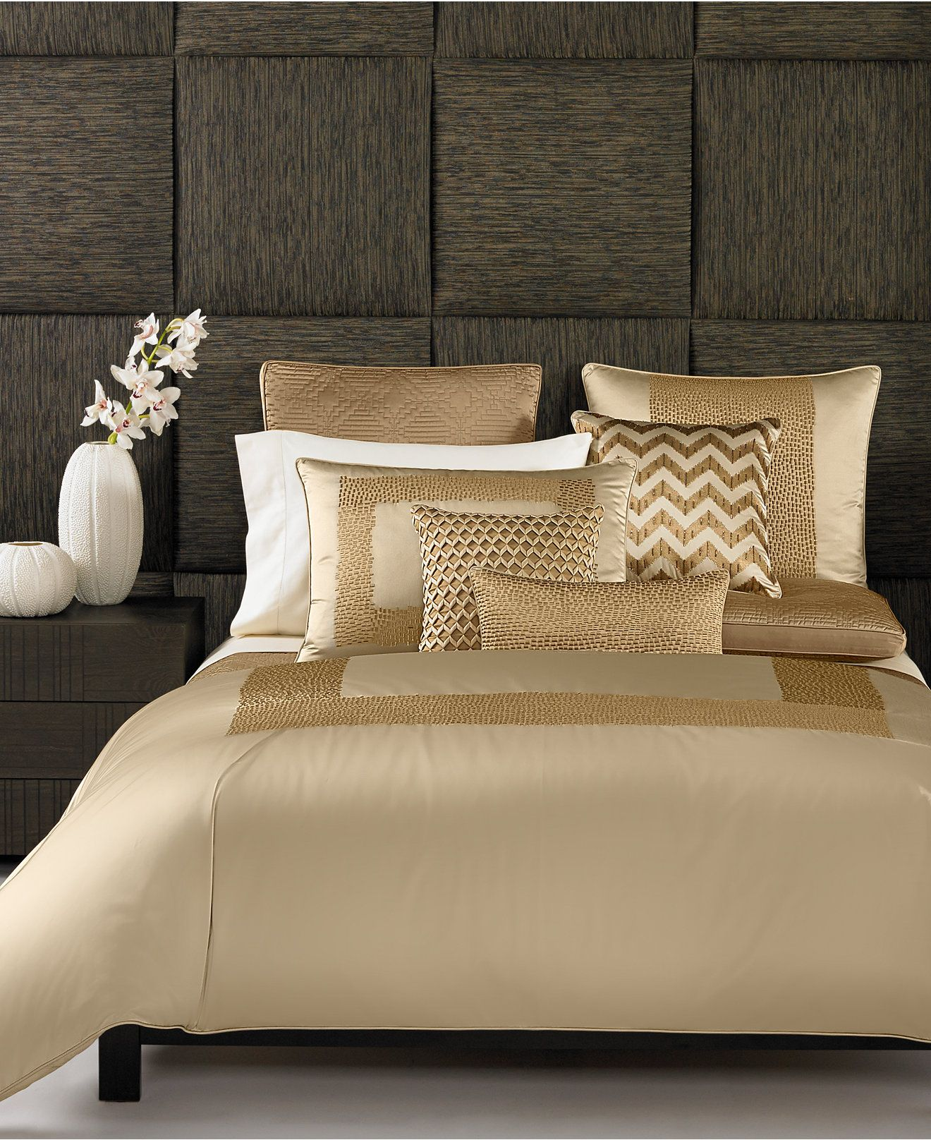 Hotel Collection Mosaic Bedding - Collections Bed & Bath Macy' Bedroom
