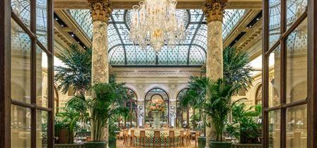 New York Restaurants City Fine Dining The Champagne Bar