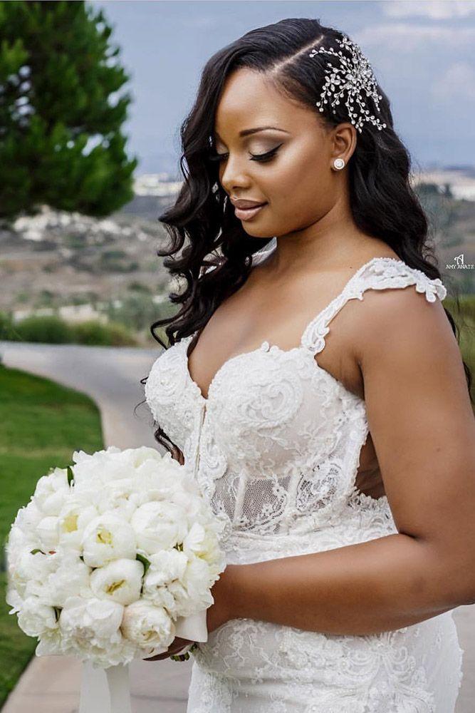42 Black Women Wedding Hairstyles | Black women, Wedding hairstyles ...
