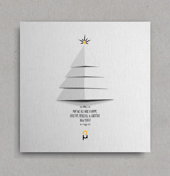 christmas new year greeting cards by vasilis magoulas via behance greetingcard card2014