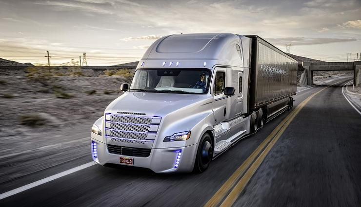 Robots could replace 3.5 million trucking jobs and kick to the curb another 1.7 million professional drivers.