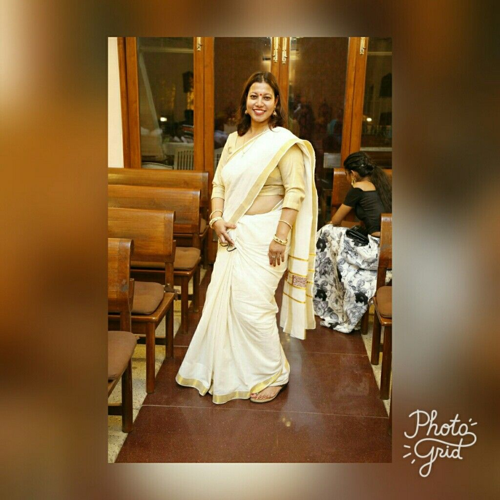 South Saree outfit