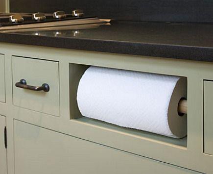 Creative Paper Towel Holders Kitchen