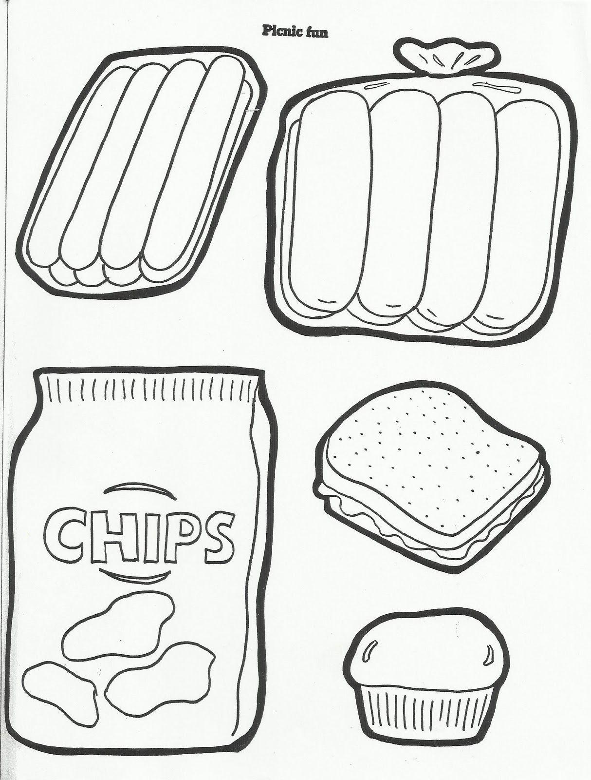 Squish Preschool Ideas Food Teach Nutrition Amp Good