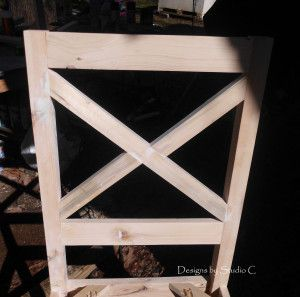 Dining Chair 2 Dining Chairs Diy Farmhouse Dining Chairs