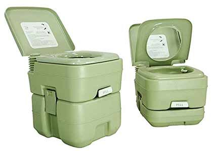 Portable Camping Toilet : Best portable camping toilet of toiletries review best