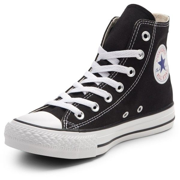 Converse Chuck Taylor All Star Hi Sneaker ($99) ❤ liked on