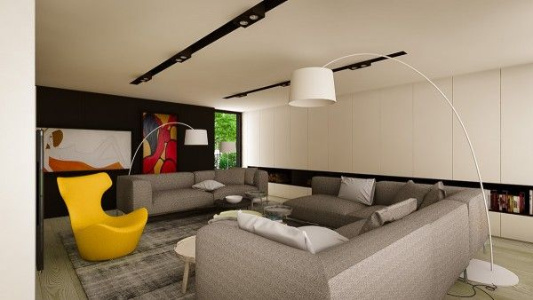 Perfect 3 Creative Interiors That Utilize Bright Accents Bright Colors Are Nothing  To Be Afraid Of. There Is No Reason To Confine The Most Vibrant Yellows Or  ...