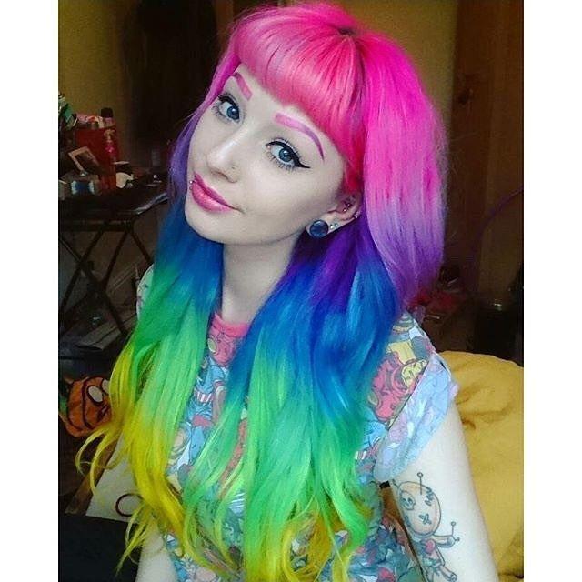 Lunatik Hair Dye