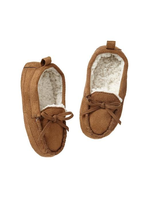 47c9353357eb Moccasin slippers Product Image