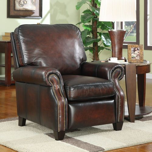 Costco Leather Dining Chairs: Raeburn Leather Recliner $899 At Costco