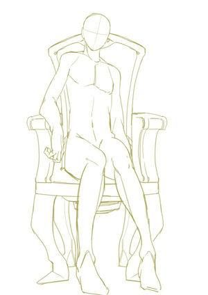 Pin By Nicole Ablaza On Sketch 2 Drawing Base Anime Poses Reference Drawing Poses