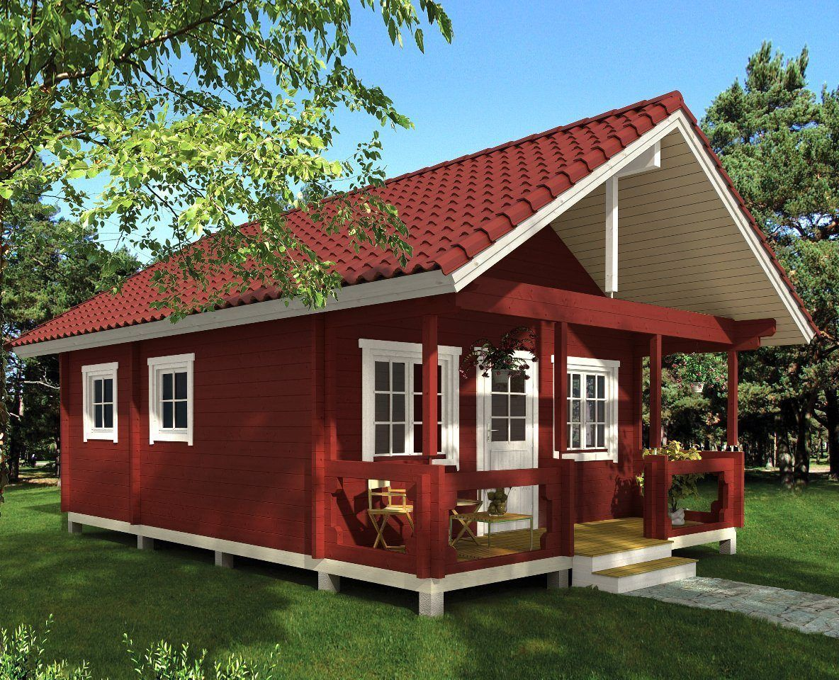 MoonCliff Log Cabin This Single Room Home Has 164 Square Feet Of Floor