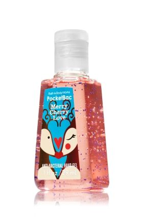 Very Cherry Love Pocketbac Sanitizing Hand Gel Anti Bacterial