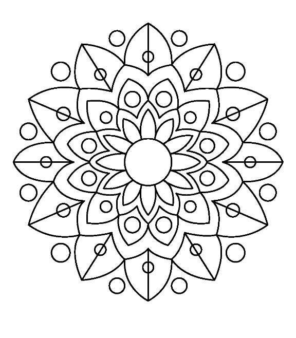 pingl par deisy sevilla sur mandalas pinterest coloriage coloriage adulte et id e de recette. Black Bedroom Furniture Sets. Home Design Ideas