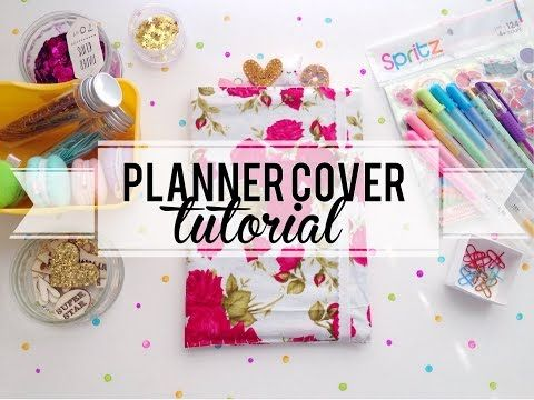 Diy Planner Cover Happy Planner Cover Planner Cover Planner Covers Diy