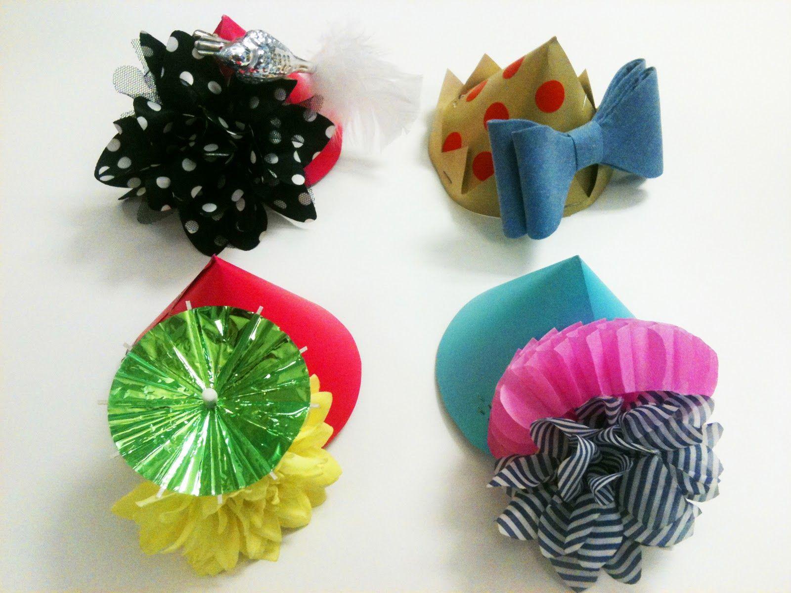 Sjoesjoe liebt schöne Dinge: Party Hüte