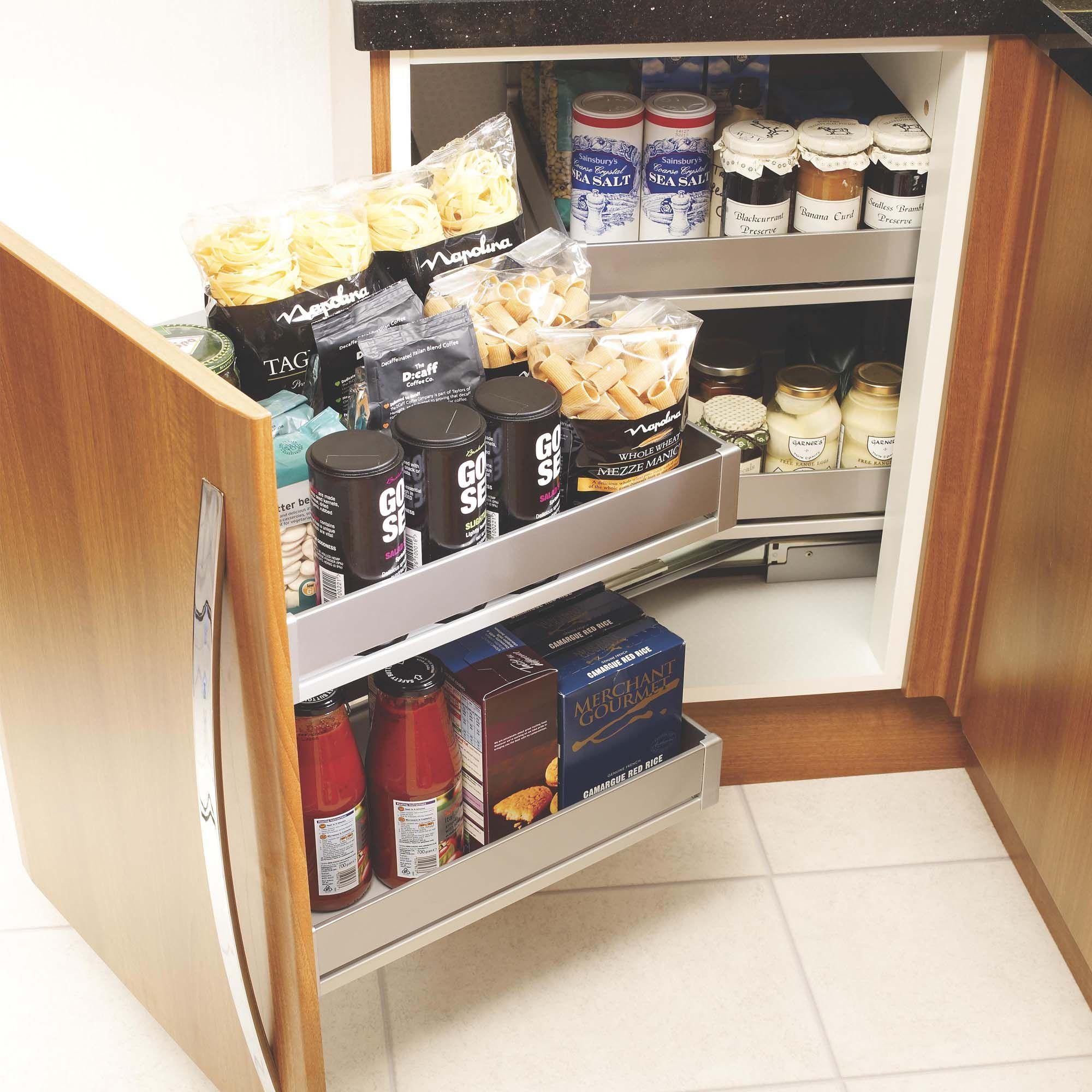 IT Kitchens Storage System Departments DIY at B&Q