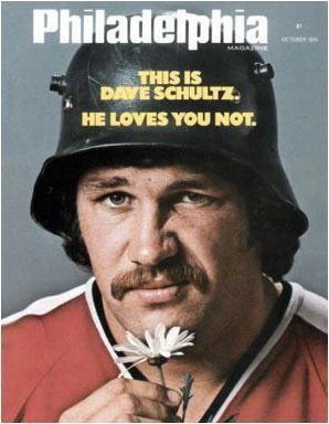 finest selection 0c10a 30f4e Dave Schultz, flyers, loves you not--ha!   Philadelphia ...